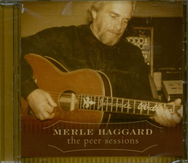 The Peer Sessions (CD)