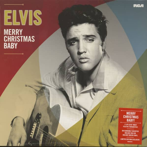 Merry Christmas Baby (LP, Ltd.)