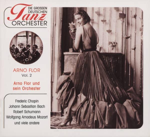 Vol.2, Die grossen deutschen Tanzorchester