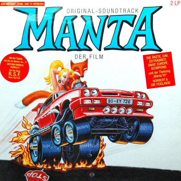 Manta - Der Film (2-LP)