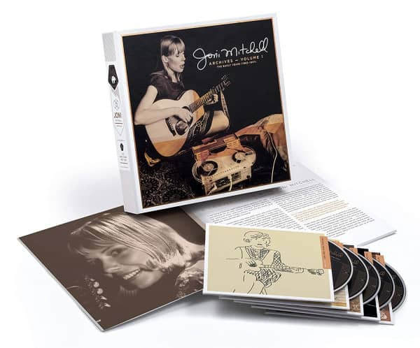 Joni Mitchell Archives Vol.1 - The Early Years (5-CD)