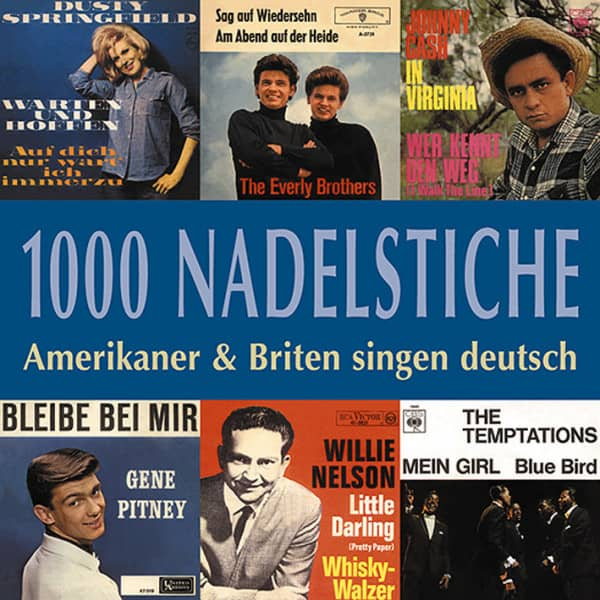 Vol.01, Amerikaner & Briten singen deutsch