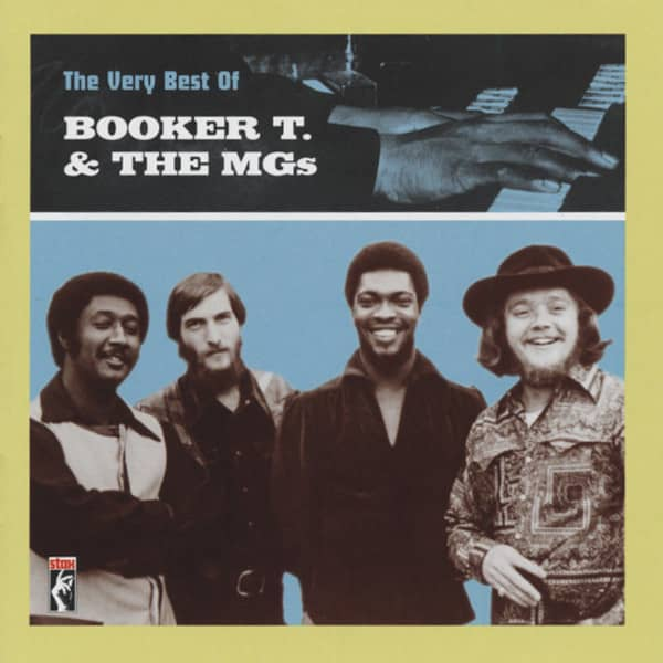 The Very Best Of Booker T. & The MG's (CD)
