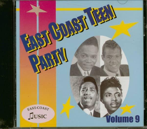 East Coast Teen Party Vol. 9 (CD)