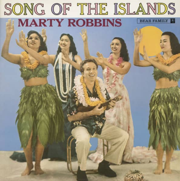 Song Of The Islands (LP)