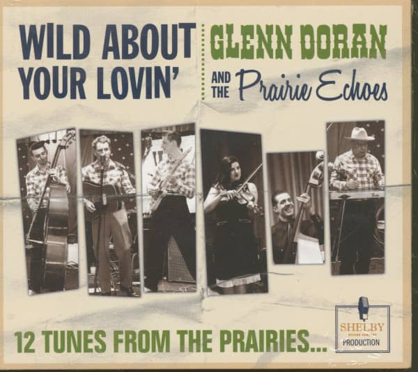 12 Tunes From The Prairies (CD)