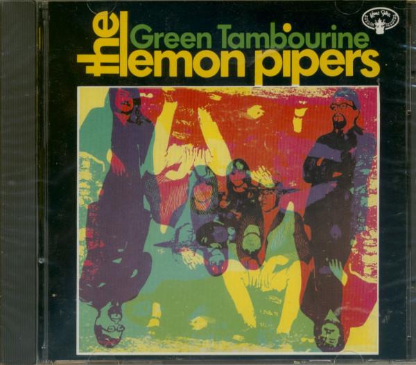 Green Tambourine (CD)
