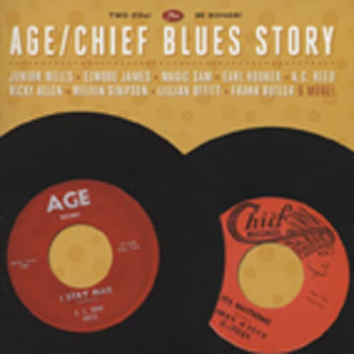 Chief & Age Blues Story (2-CD)