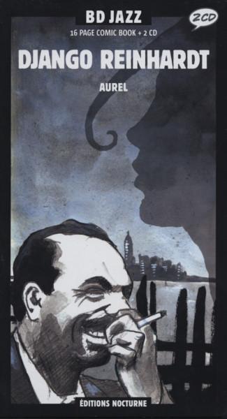Django Reinhardt 1933-1952 (2-CD & Comic Book, Digibook)