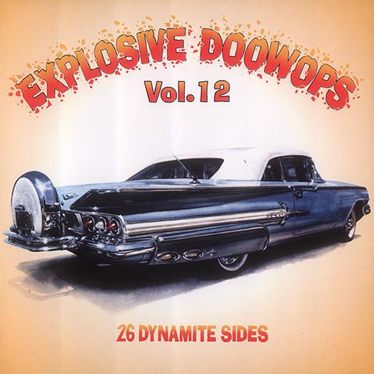 Vol.12, Explosive Doo Wop