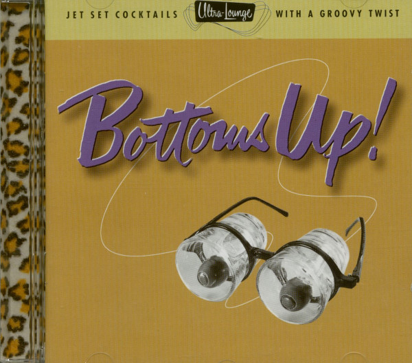 Ultra Lounge - Bottoms Up Vol.18 (CD)