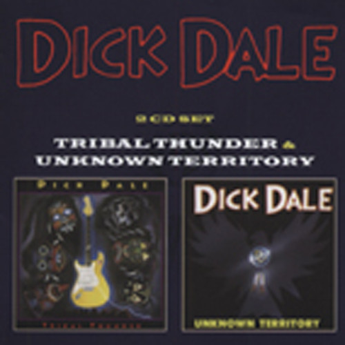 Tribal Thunder - Unknown Territory (2-CD)