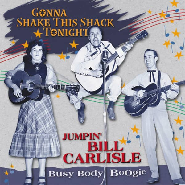 Busy Body Boogie - Gonna Shake This Shack Tonight