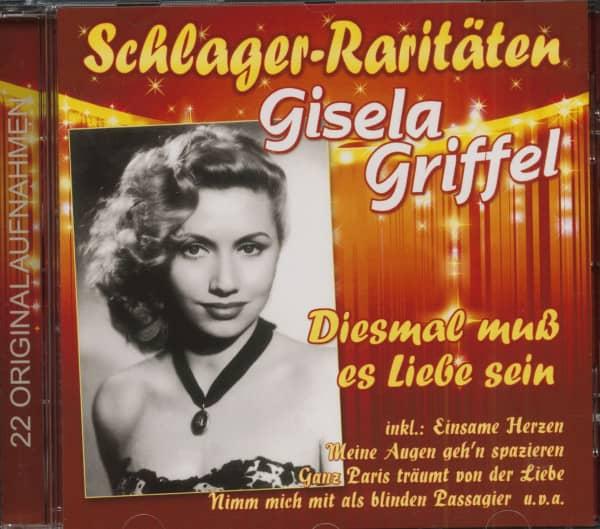 Diesmal Muss Es Liebe Sein (CD)