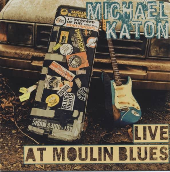 Live At Moulin Blues