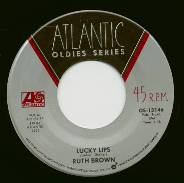 Lucky Lips - The Little Blue Man (7inch, 45rpm)