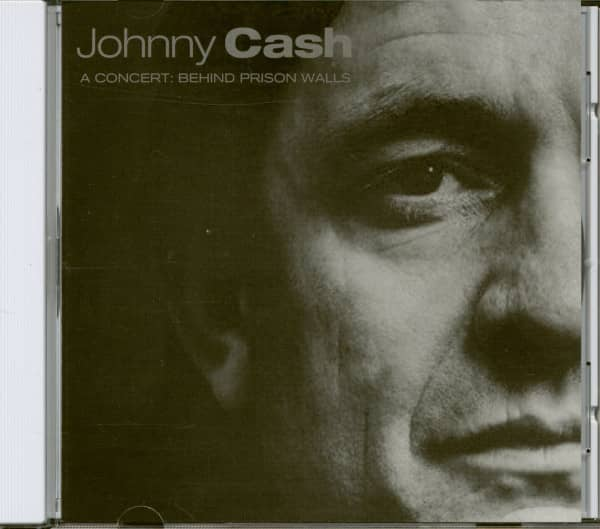 A Concert: Behind Prison Walls (CD)