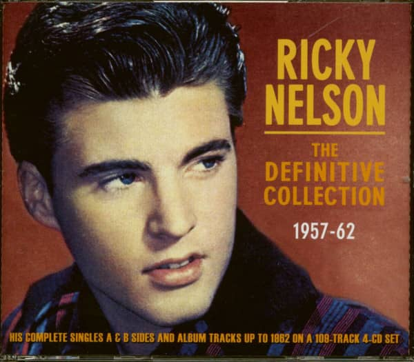 The Definitive Collection - Complete Singles 1957-62 (4-CD)