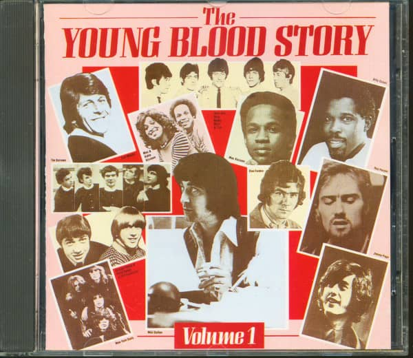 The Young Blood Story Vol.1 (CD)