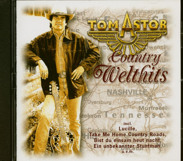 Country Welthits (CD)