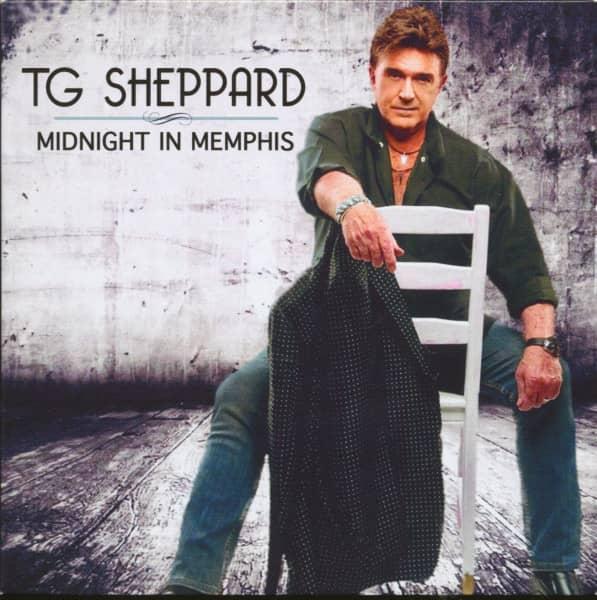 Midnight In Memphis (CD)