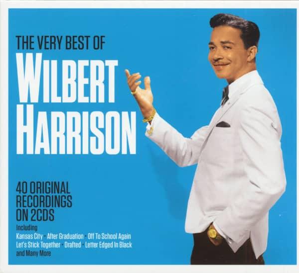 The Very Best Of Wilbert Harrison (2-CD)