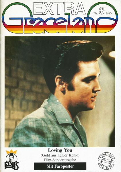 Graceland Extra Magazin Nr.08 - 1985