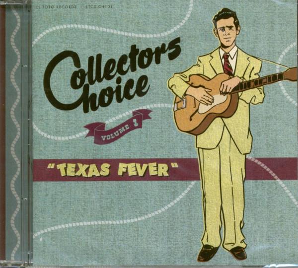 Texas Fever - 1940 - 50s Hillbilly & Rockabilly