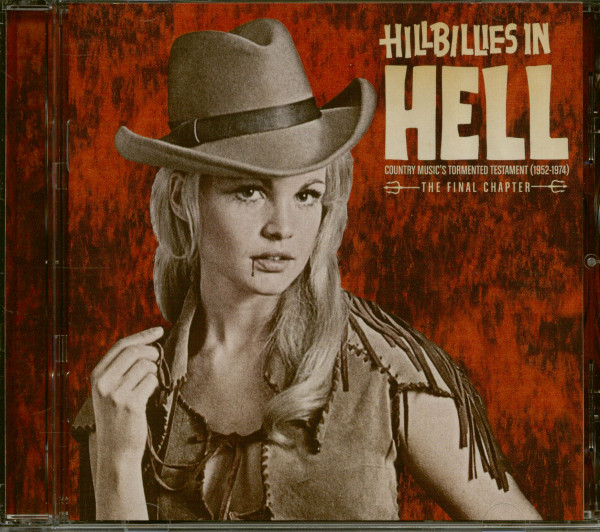 Hillbillies In Hell Vol.2 - The Final Chapter (CD)