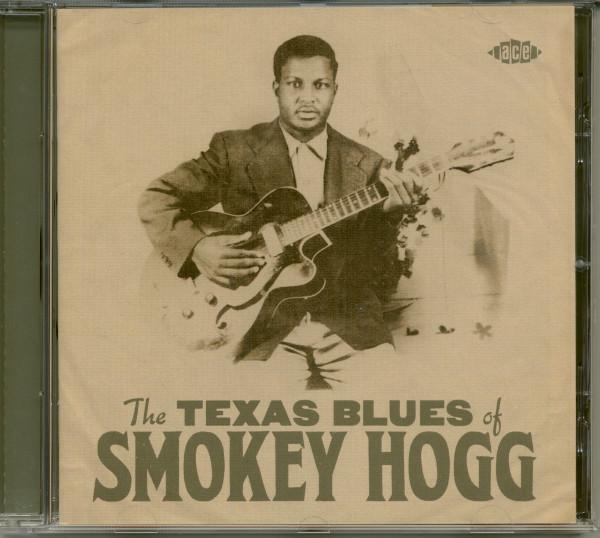 The Texas Blues Of Smokey Hogg (CD)