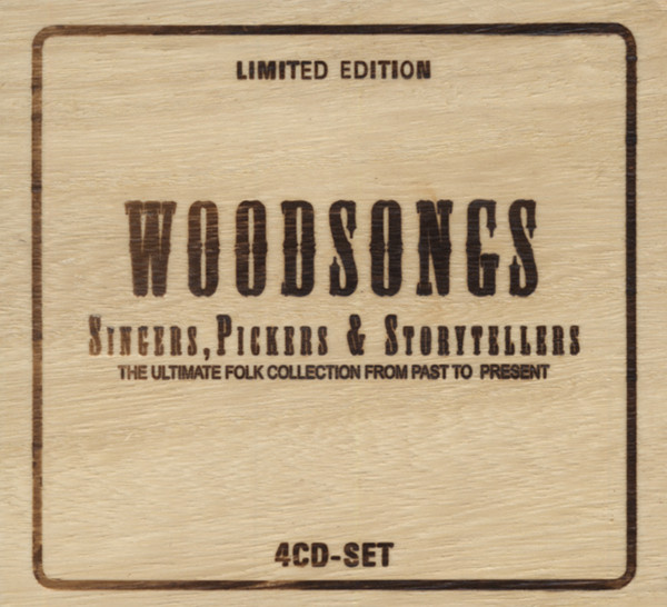 Woodsongs - Folk Collection (4-CD)Ltd.Woodbox