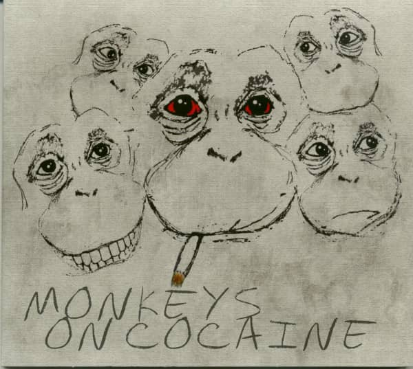 Monkey On Cocaine (CD)