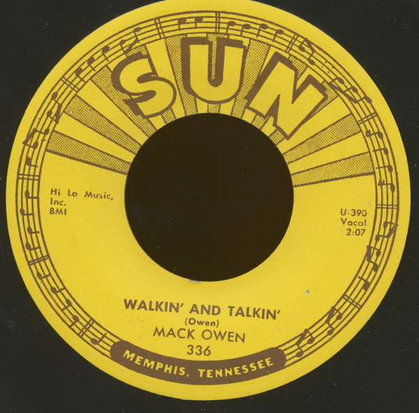 Walkin' And Talkin' b-w Somebody Just Like You (45rpm, 7inch)