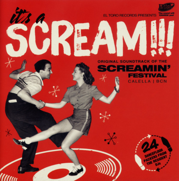 It's A Scream!!! - 24 Dancefloor Packers From Screamin' Festival