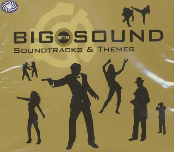 Big Ember Sound -Soundtracks &ampamp; Themes (CD)