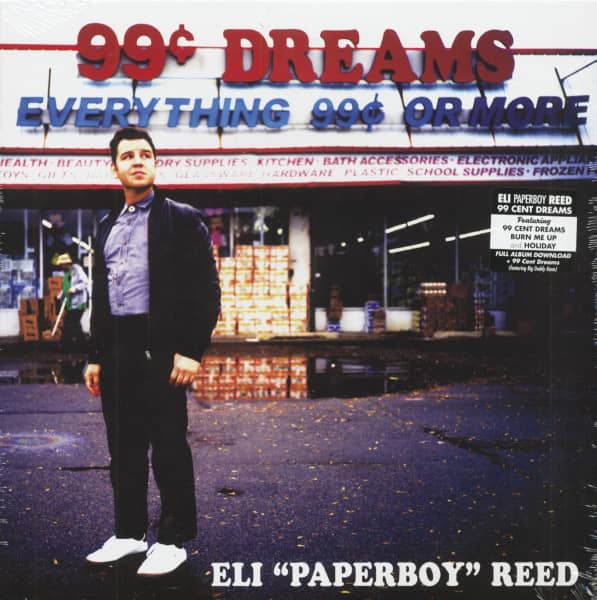 99 Cent Dreams (LP & Download)