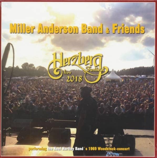 Live At Burg Herzberg Festival - 2018 (LP)
