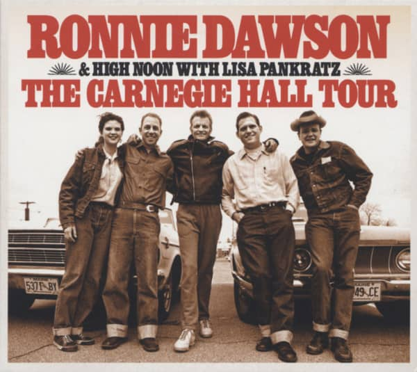 The Carnegie Hall Tour (CD)