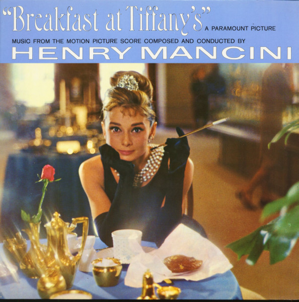 Breakfast At Tiffany's - Music From The Motion Picture Score (LP)