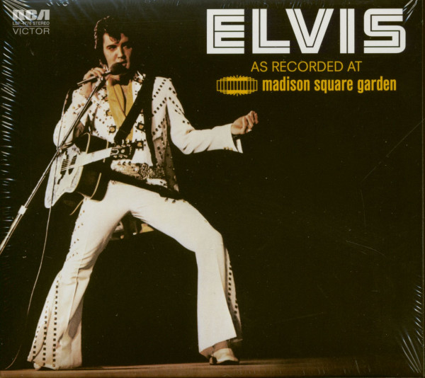 As Recorded At Madison Square Garden - Legacy Edition (2-CD)