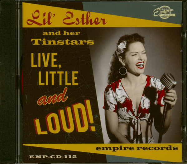 Live, Little And Loud! (CD)