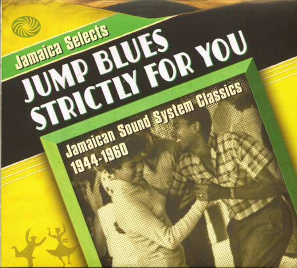 Jamaica Selects Jump Blues Strictly For You (3-CD)