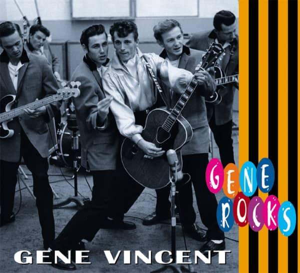 Gene Vincent - Gene Rocks
