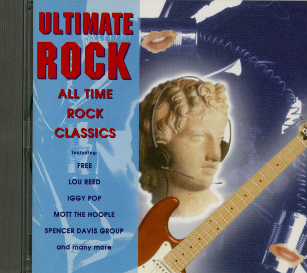 Ultimate Rock - All Time Rock Classic (CD)