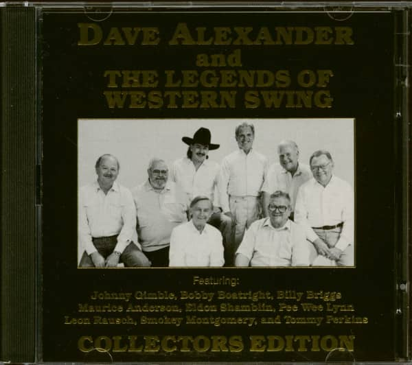 The Legends Of Western Swing (CD)
