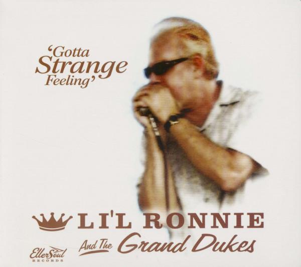 Gotta Strange Feeling (CD)