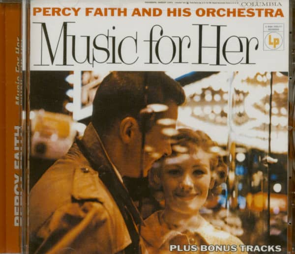 Music For Her (CD)