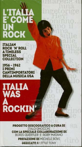 Italia Was A Rockin' 1956-62 (4-CD)