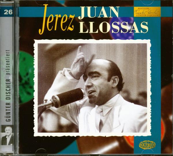 Jerez - Editio Günter Discher (CD)