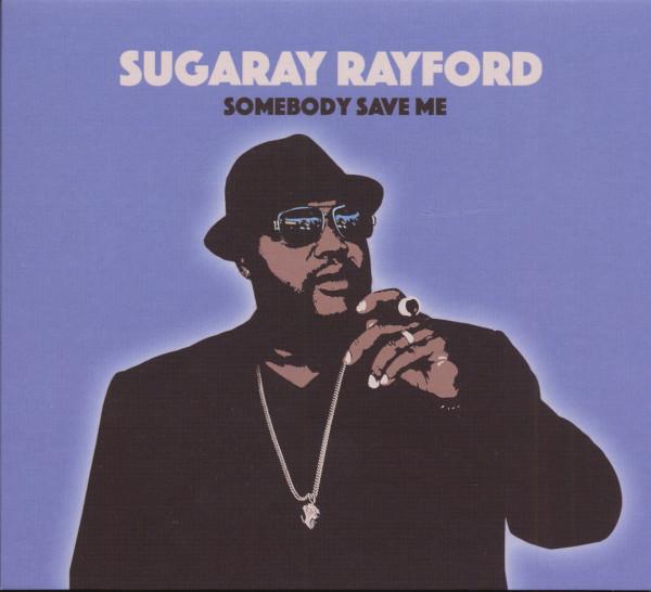 Somebody Save Me (CD)